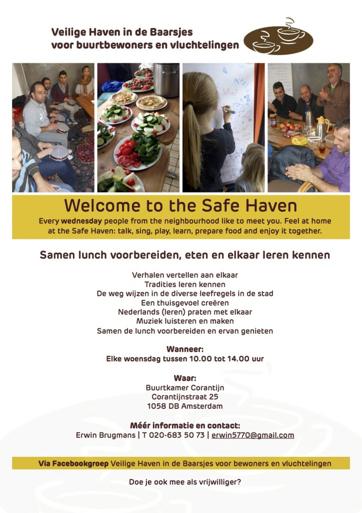 Veilige haven: safe haven Poster